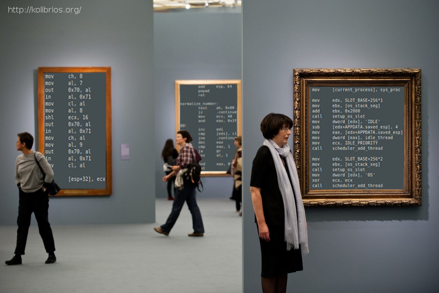 The_exhibition_of_KolibriOS_kernel_codes_in_the_museum.png